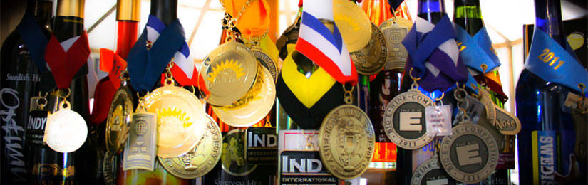 Swedish Hill Awards and Medals