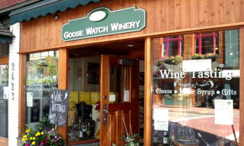 Goose Watch Lake Placid Store Front