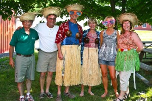 Paradise Party at Swedish Hill Winery