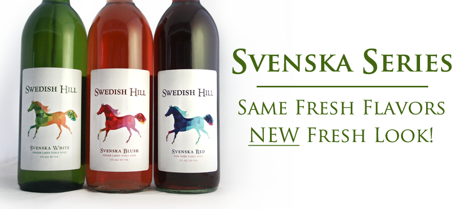 semi-sweet finger lakes wines
