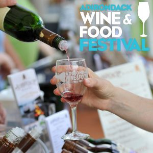 ADK Wine & Food Fest Logo