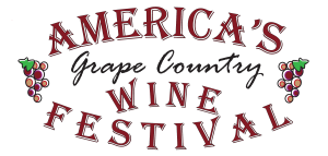 America's Grape Country Wine Fest Logo