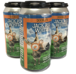 Jack Ass White Four Pack Cans